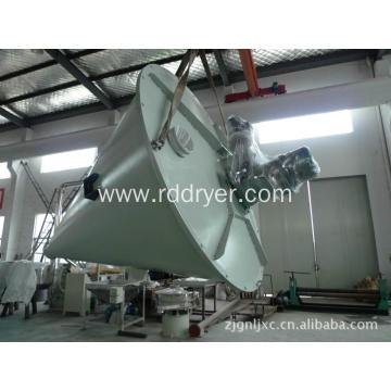 Dsh Type Cantilever Double Helix Cone Twin Screw Conical Mixer